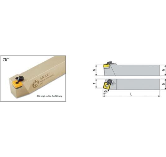 PROMAT  Stechleiste GFN-S 32 J2.2 Klemmhalter GFN GH 20//25-32 Schneideinsatz GFN